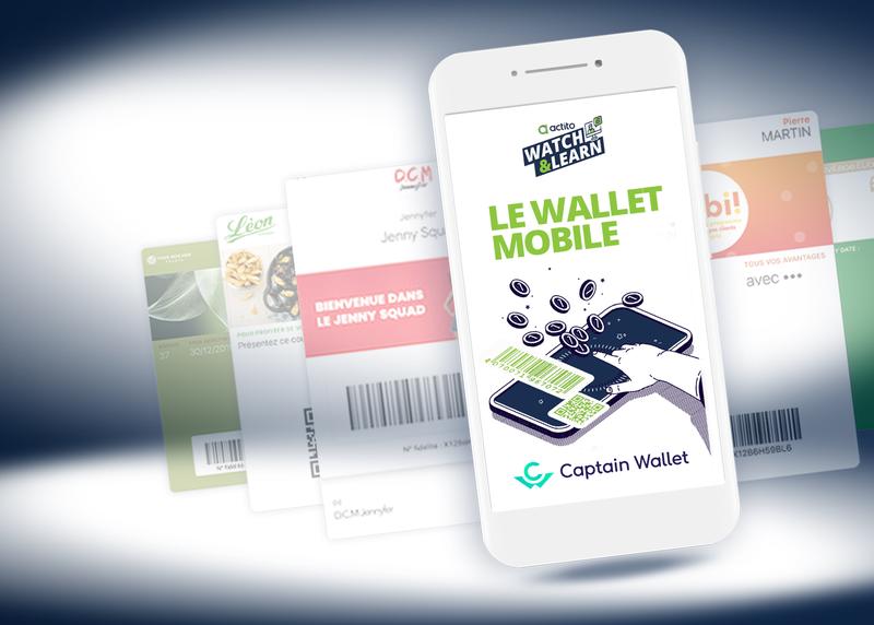 Prêt à passer au Wallet Mobile?