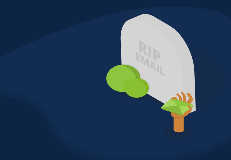 Five reasons why email isn't dead