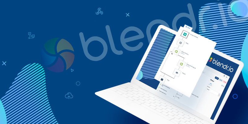 Blendr.io: the integration platform