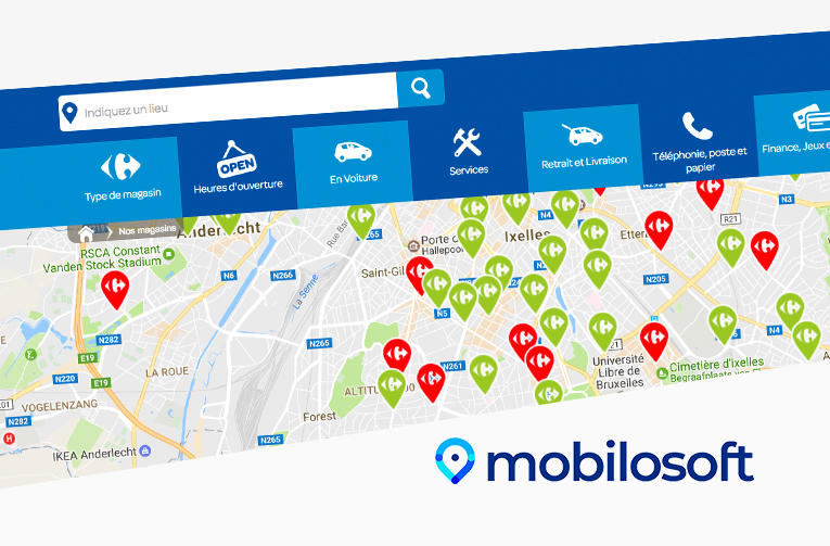 10:50 - 11:10 AM- How Carrefour Belgium outperformed its competition by 37% in web-to-store activations thanks to decentralized local digital marketing