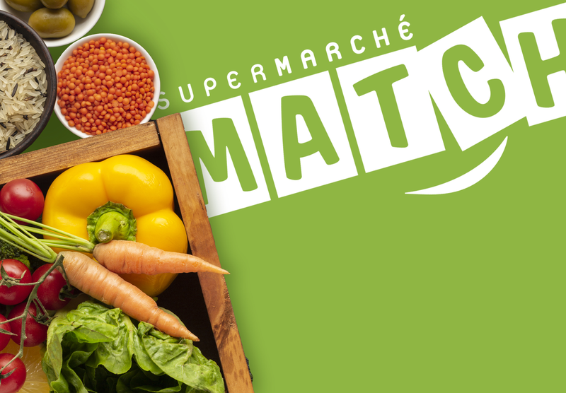 Success Story :  Supermarchés Match