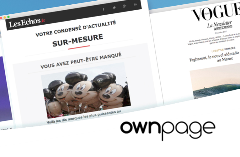Ownpage