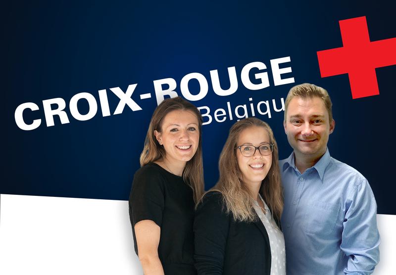 La Croix Rouge de Belgique